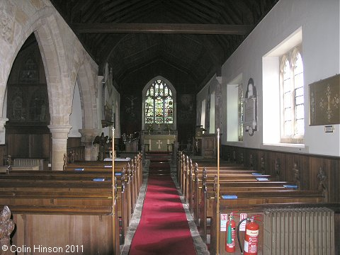 St. Mary's Church, Myton on Swale