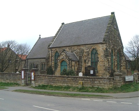 St. Hilda's Church, Ravenscar