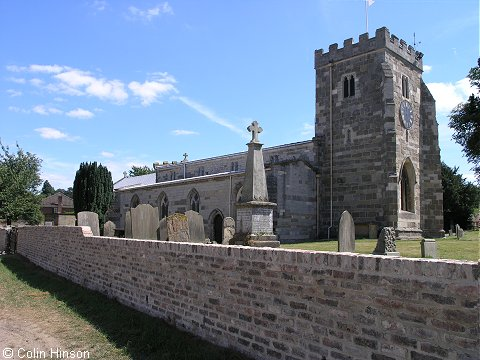 St. Andrew's Church, Aldborough
