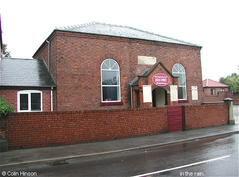 The Methodist Church, Barnby Dun