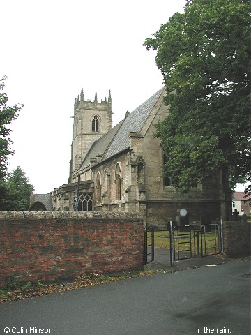 St. Peter and St. Paul's Church, Barnby Dun