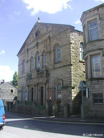The Independent Methodist Church, Barnoldswick