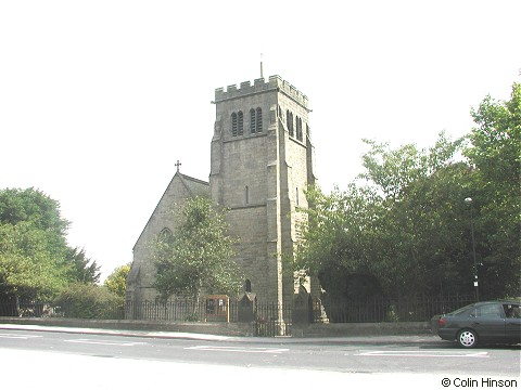 St. Michael and All Angels' Church, Beckwithshaw