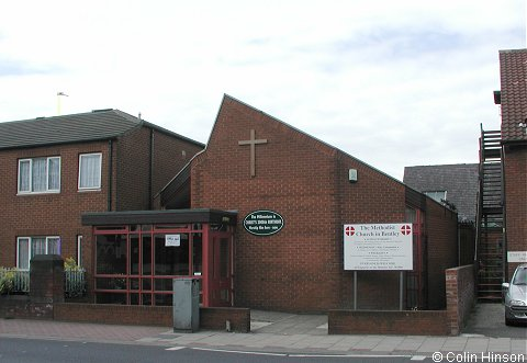 The Methodist Church, Bentley