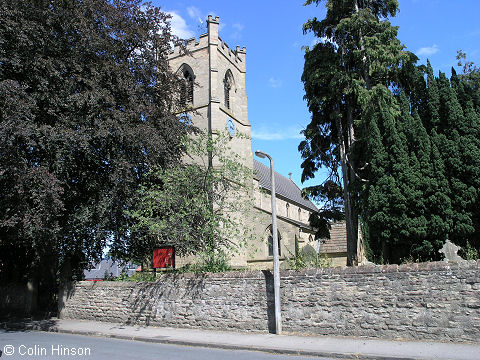 St. James' Church, Boroughbridge