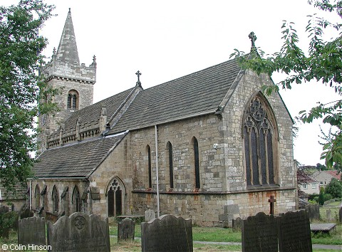 All Saints' Church, Bramham