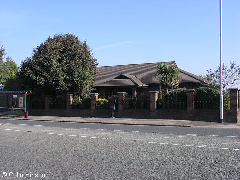 The Kingdom Hall of Jehovah's Witnesses, Bruntcliffe