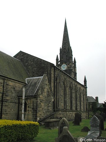 St. Mary the Blessed Virgin's Church, Burley in Wharfedale