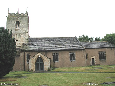 St. Wilfrid's Church, Cantley