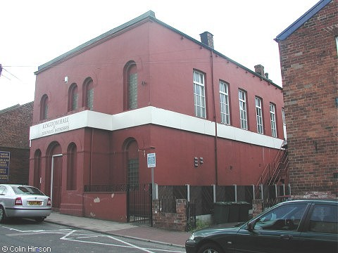 The Jehova's Witness's Kingdom Hall, Castleford