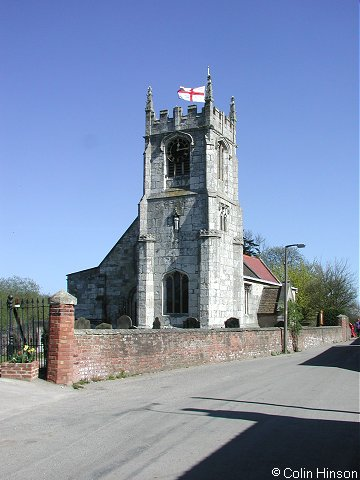 All Saints' Church, Cawood