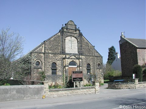 The Methodist Church, Church Fenton
