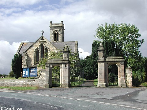 St. Luke's Church, Clifford