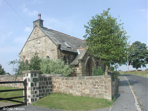 The former Methodist Chapel, Clifton