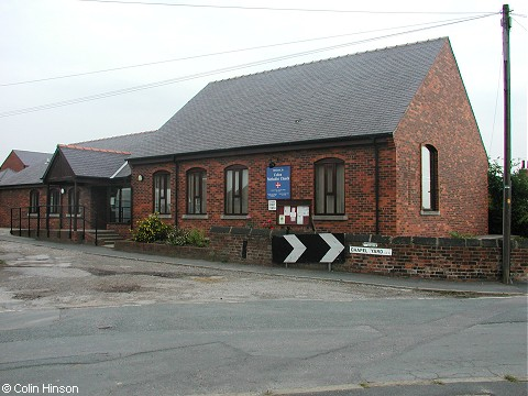 The Methodist Church, Colton
