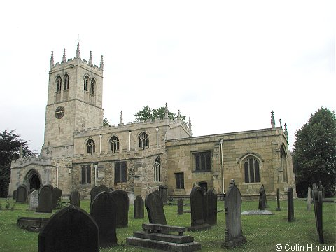St Peter's Church, Conisbrough