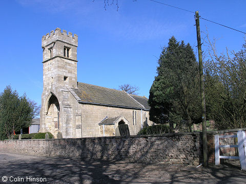 St. Michael's Church, Cowthorpe