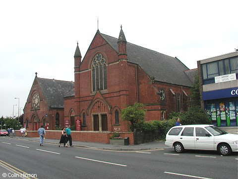 The Methodist Church, Cross Gates