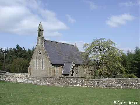 St. Peter's Church, Dallowgill