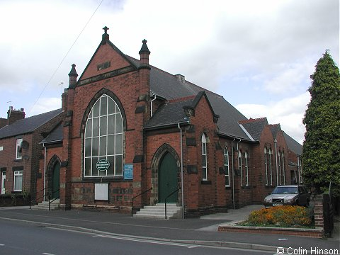 Valley Methodist Church, Darfield