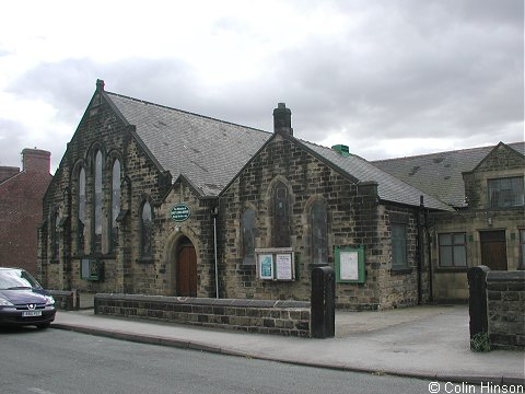 The Wesleyan Methodist Church, Darfield