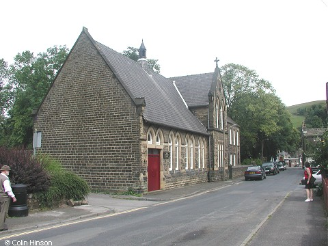 The Methodist Church, Delph