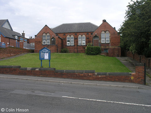The Wesleyan Reform Church, Dodworth