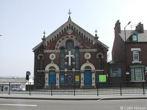 Balby Road Methodist Church, Doncaster
