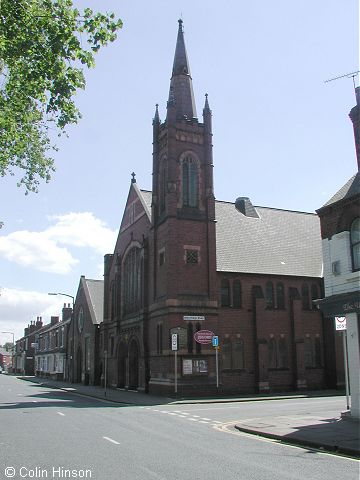 The Baptist Church, Beechfield Road, Doncaster