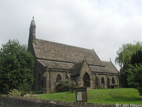 St. Luke's Church, East Morton