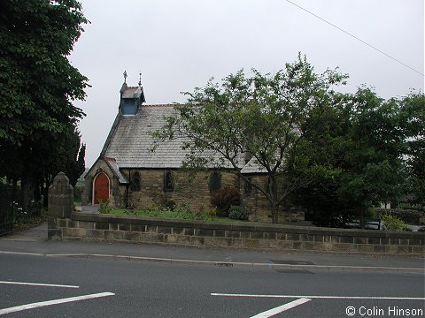St. Lawrence's Church, Eldwick