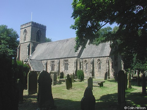 St. Mary the virgin's Church, Embsay
