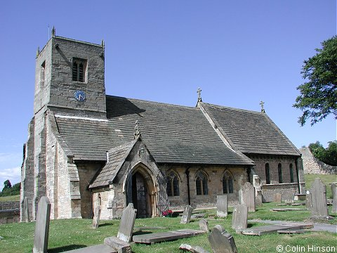 St. Oswald's Church, Farnham