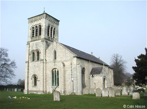 St. Martin's Church, Firbeck