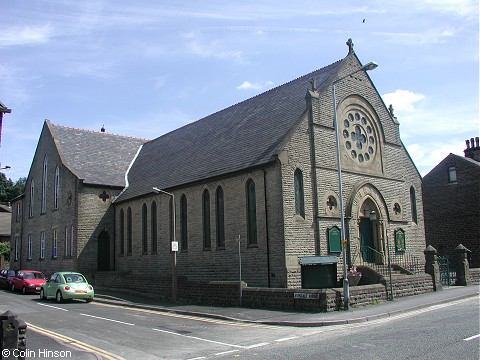 The Methodist Church, Greenfield