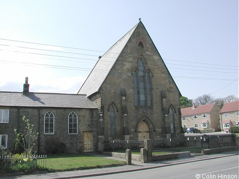 The Methodist Church, Grewelthorpe