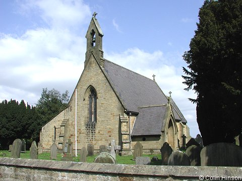 St. James' Church, Grewelthorpe