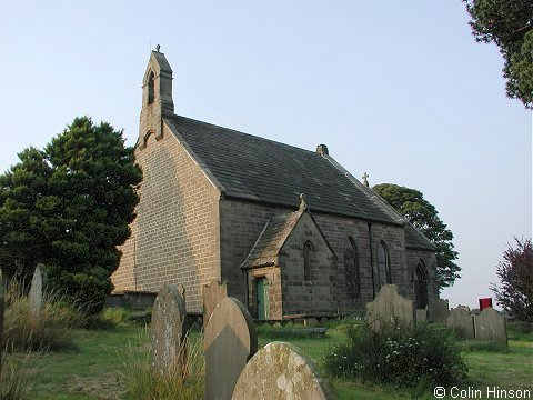 St. Jude's Church, Hartwith
