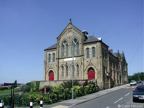 The Chinese Christian Church, Heeley