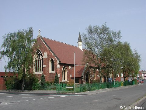 St. Jude's Church, Hexthorpe