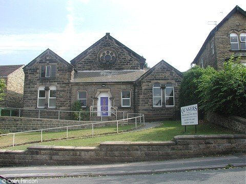 The Quaker's Meeting house, Ilkley