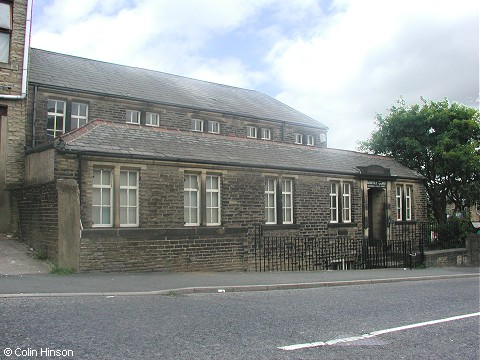 The Apostolic Church (Worth Valley Community Church), Keighley