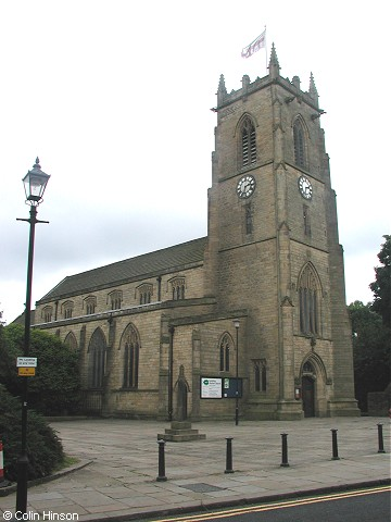 St. Andrew's, The Shared Church, Keighley