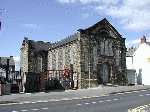 The former Wesleyan Church, Kilnhurst