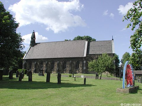 St. Thomas' Church, Kilnhurst