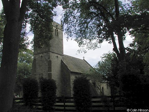 St. Mary's Church, Kirk Bramwith