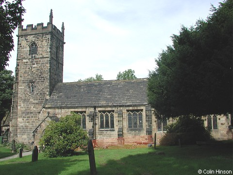 The Church of St. Peter the Apostle, Kirkthorpe