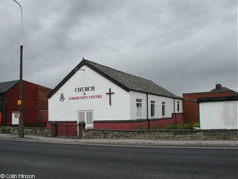 The Salvation Army, Knottingley