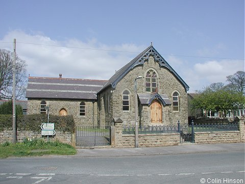 The former Methodist Chapel, Laverton