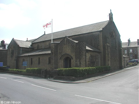 St. James Church, Cross Roads cum Lees